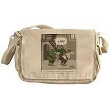 Psuedo Modo Final Messenger Bag