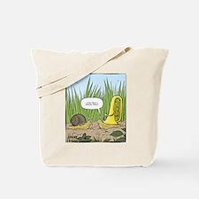 Musical Snail Final Tote Bag