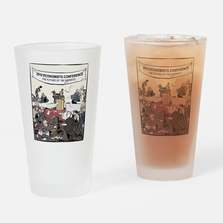 The Future of the Markets Final Drinking Glass