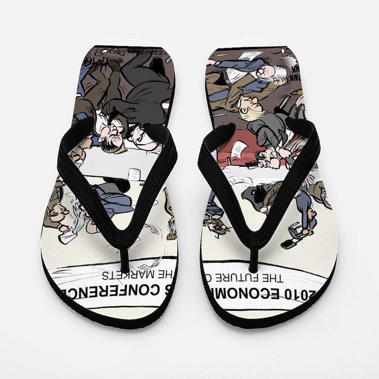 The Future of the Markets Final Flip Flops