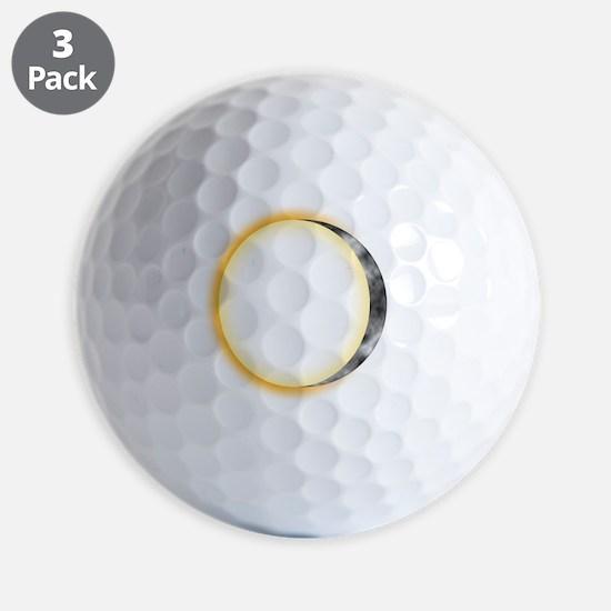 Soluna Golf Ball
