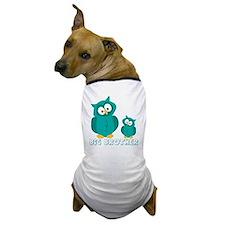 bog-brother-owls Dog T-Shirt