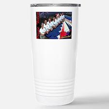 USA Team Poster Travel Mug
