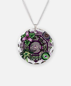 Dharma Orchid Jungle Medley Necklace