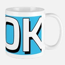 FOK Button Mug