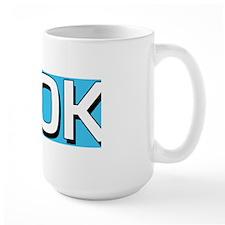 FOK Button Mug