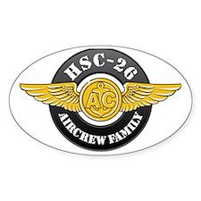 HSC OK-1 Decal