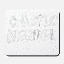 Chaotic Neutral Mousepad