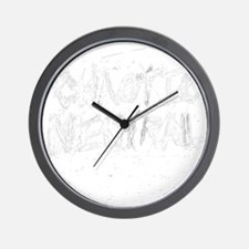 Chaotic Neutral Wall Clock