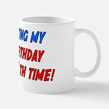 29th Birthday Again Turning 40 Mug