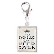 I Am Seychellois I Can Not Keep Calm Silver Portra