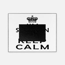 I Am Serbian I Can Not Keep Calm Picture Frame