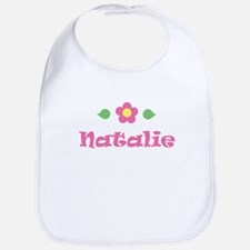 "Pink Daisy - ""Natalie"" Bib"
