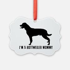 rottweilermommy Ornament