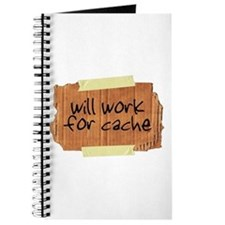 """""""Will Work for Cache"""" Journal"""