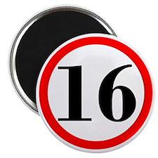 Stop 16 Magnet