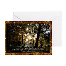 psalm53 Greeting Card