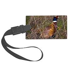 (4) Pheasant  407 Luggage Tag