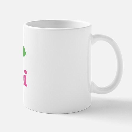 "Pink Daisy - ""Rubi"" Mug"