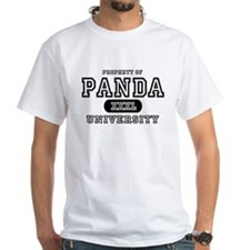 Panda University Shirt