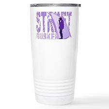 Street Busker Travel Mug