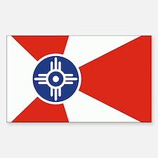 Wichita ICT Flag Decal