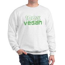 100% Vegan Sweatshirt