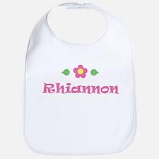 """Pink Daisy - """"Rhiannon"""" Bib"""