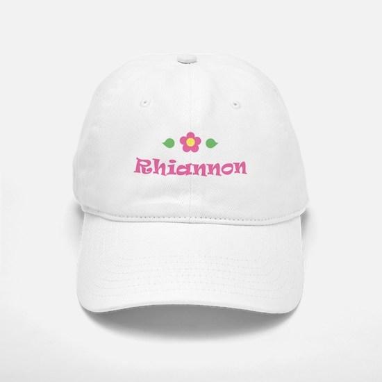 "Pink Daisy - ""Rhiannon"" Baseball Baseball Cap"