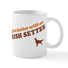 Irish Setter Small Mug