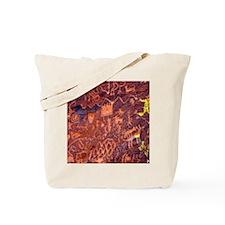 Rock Art Tote Bag