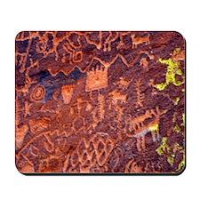 Rock Art Mousepad