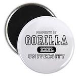 Gorilla University Magnet
