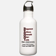 benny go home Water Bottle