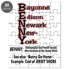 benny go home Puzzle