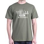 Gorilla University Dark T-Shirt