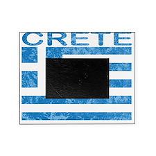 crete_flag_t_shirt Picture Frame