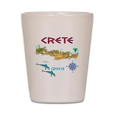 crete_t_Shirt_maP Shot Glass