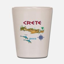 crete_t_Shirt_maP Shot Glass