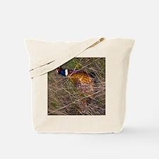 (12p) Pheasant  407 Tote Bag