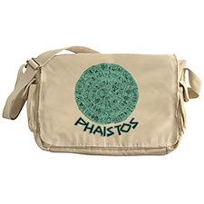 crete_t_shirt_phaistos Messenger Bag