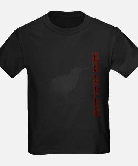 New Zealand Red T-Shirt