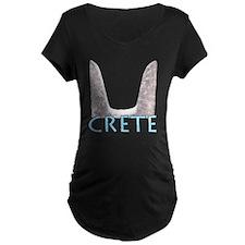 crete_t_shirt_horns T-Shirt