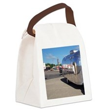 ferriswheelreflection Canvas Lunch Bag