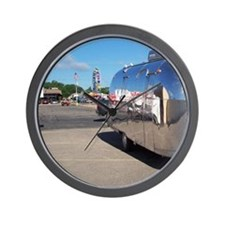 ferriswheelreflection Wall Clock