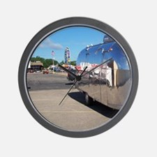 ferriswheelreflection Wall Clock