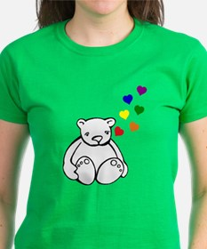Bears Love Color Tee
