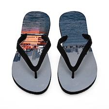 (15) Staten Island Ferry Flip Flops