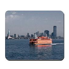 (3) Staten Island Ferry Mousepad