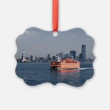 (3) Staten Island Ferry Ornament